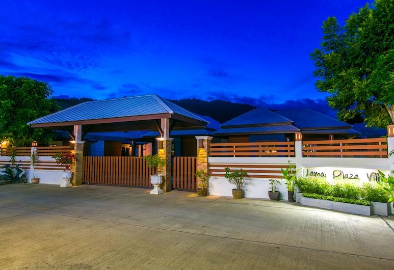 Lamai Plaza Residence, Ko Samui, Hadapan Hotel - Petang/Malam