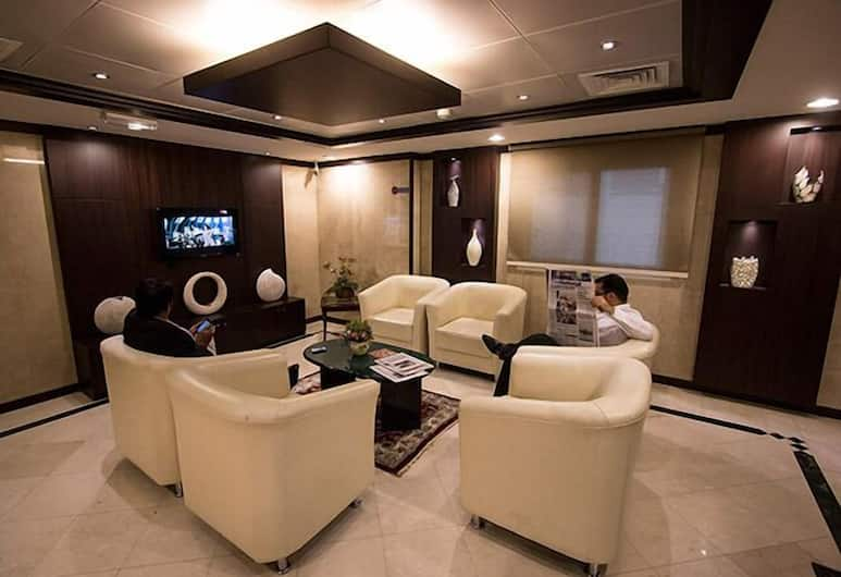 Premiere Hotel Apartments, Dubai, Ruang Duduk Lobi