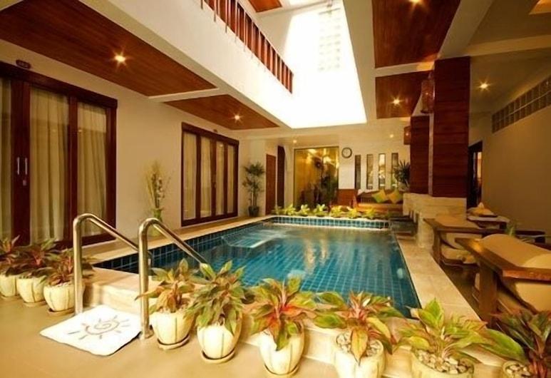 阿馬里納住宅酒店, 蘇梅島, 室內泳池