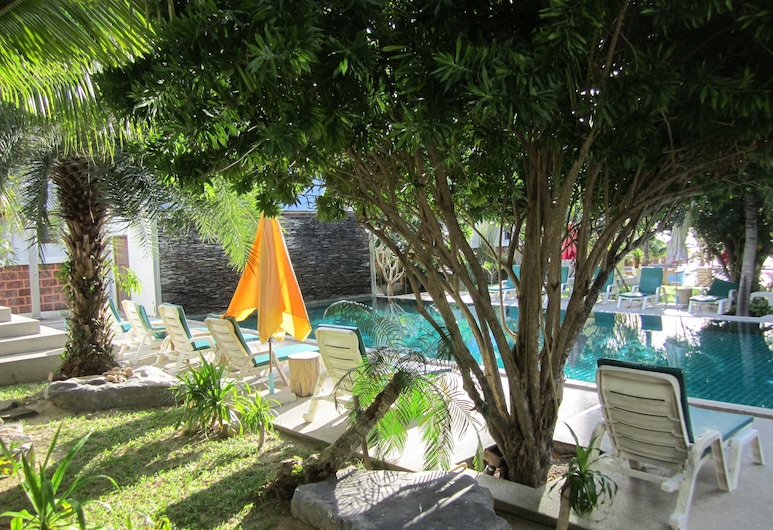 濱海別墅, 蘇梅島, 室外泳池