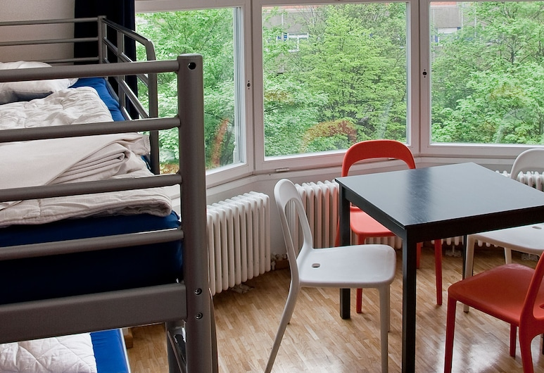 citystay Hostel Berlin, Berlino, Dormitorio condiviso, bagno condiviso (Bed(s) in a shared Dorm for 10), Camera