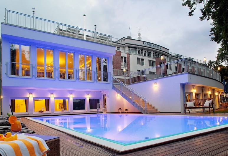 INSELHOTEL Potsdam-Hermannswerder, Potsdam, Outdoor Pool