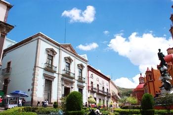 Obrázek hotelu Hotel de la Paz ve městě Guanajuato
