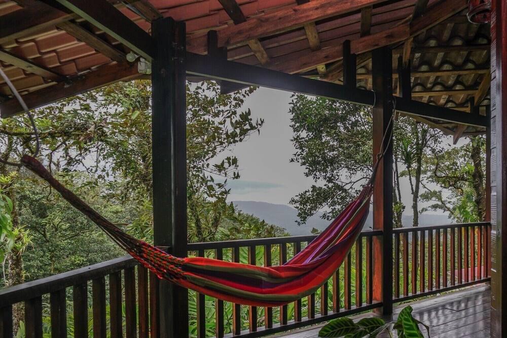 Deluxe Bungalow, 1 Bedroom, Lake View, Garden Area - Pemandangan Balkoni