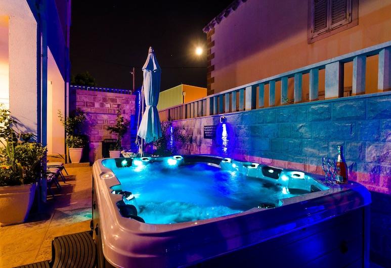 Apartments Aura, Dubrovnik, Hidromassagem externa