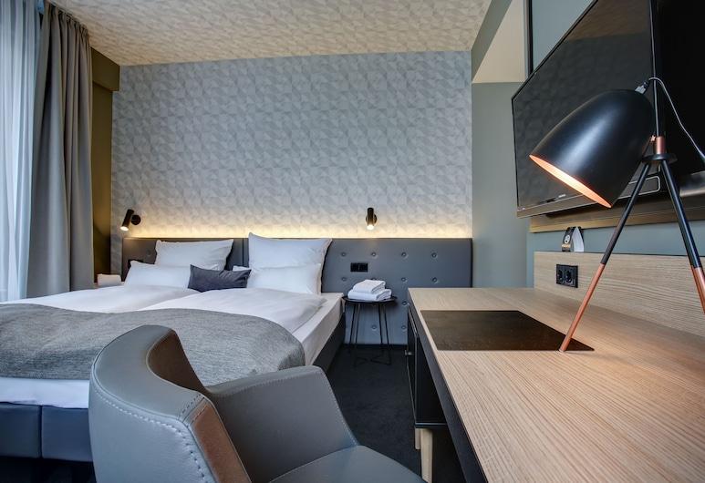 Boutique 020 Hamburg City, Hamburg, Standard szoba kétszemélyes vagy két külön ággyal, Vendégszoba