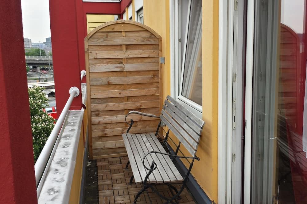 Habitación doble básica - Balcón