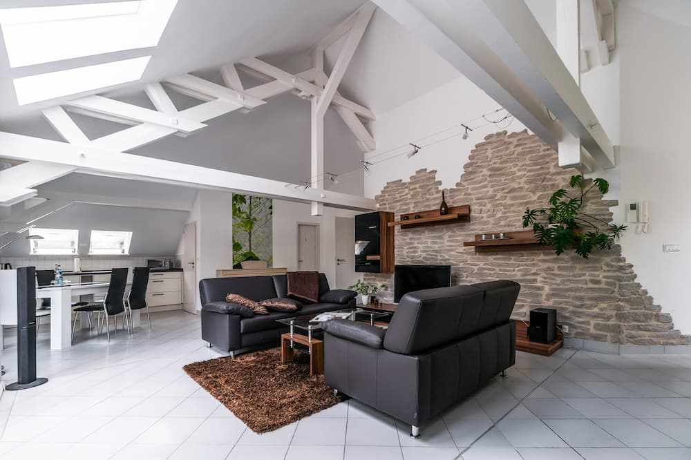 Waldpark Suite - Living Area