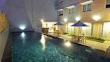 Foto di Santosa City Hotel a Denpasar