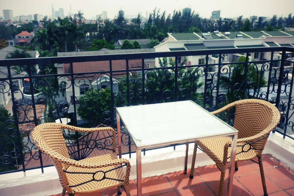 One Bedroom Apartment with Balcony - Parveke