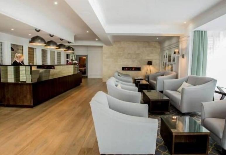Ivanhoe Hotel, Belfast, Lobby