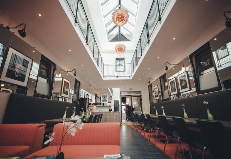 Hotel Jomfru Ane, Aalborg, Hotellounge