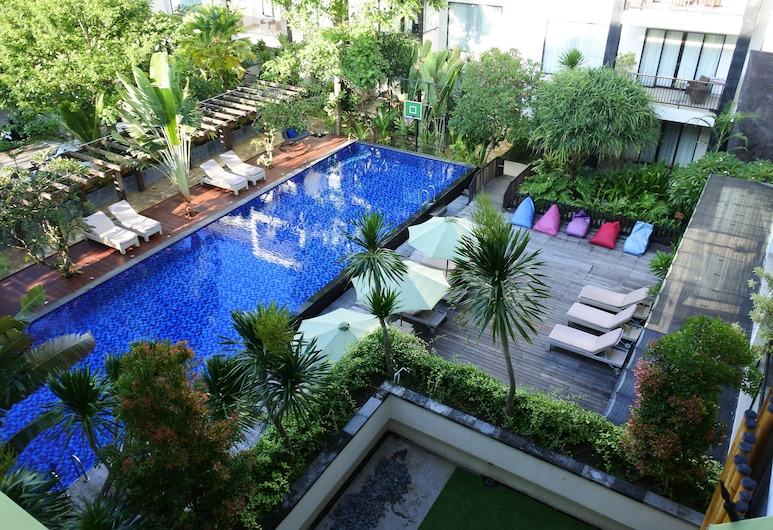 Taksu Sanur Hotel, Denpasar, Exteriér