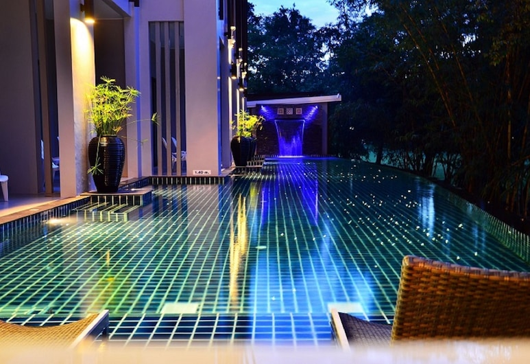 The Par Phuket, Kathu, Outdoor Pool