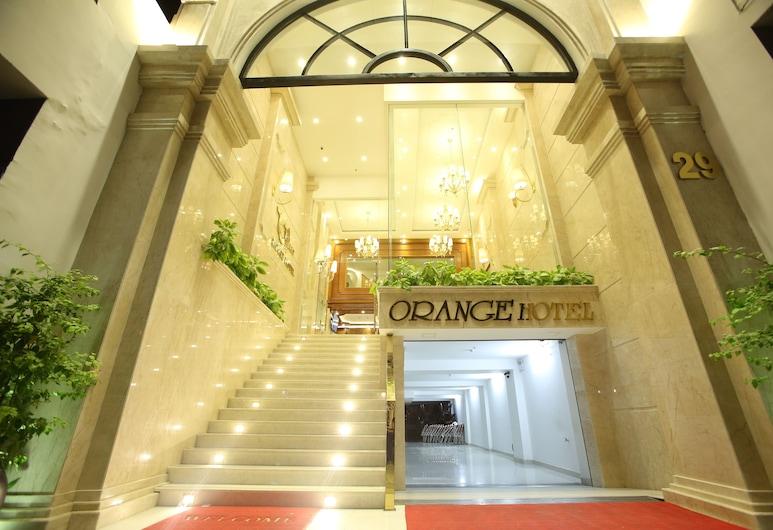 桔子酒店, 峴港, 酒店入口