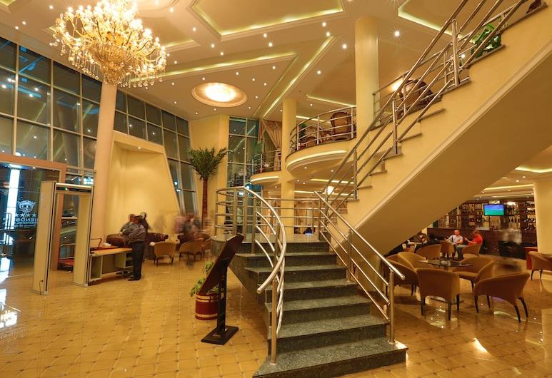 Friendship International Hotel, Addis Ababa, Pintu Masuk Dalaman