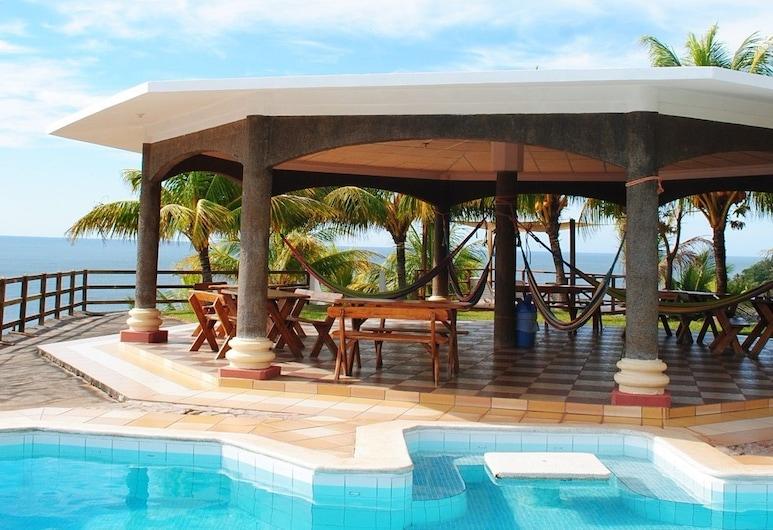 Hotel Miraflores, El Cuco, Sala de estar