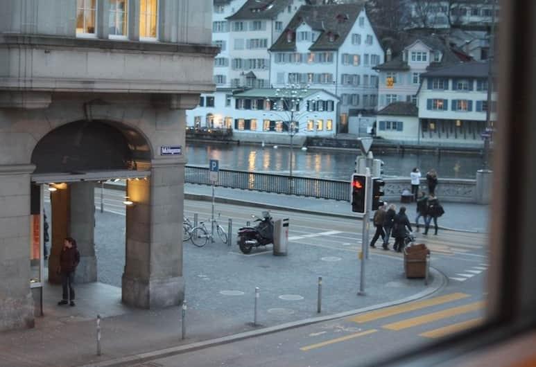 Hotel DaVinci, Zürich, View from Hotel