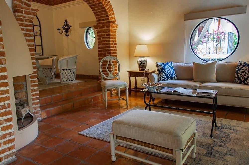 Phòng Suite, 1 giường cỡ king (Solo Habitacion) - Phòng khách