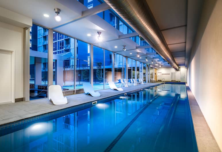 Milano Serviced Apartments, Melbourne, Indoor Pool