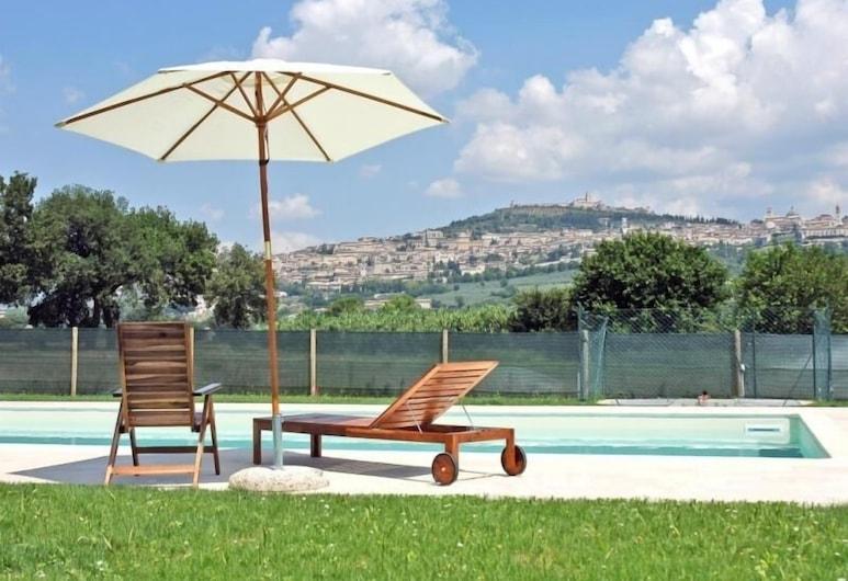 Casale San Rufino d'Arce, Assisi, Outdoor Pool