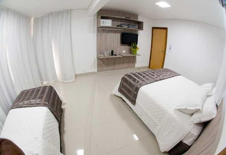 Hotel Conexao Pampulha, Belo Horizonte, Superior Room, Bilik Tamu