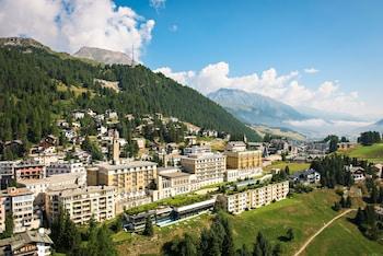 Picture of Kulm Hotel St. Moritz in St. Moritz