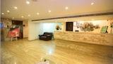 Pilih hotel bintang tiga di Chennai