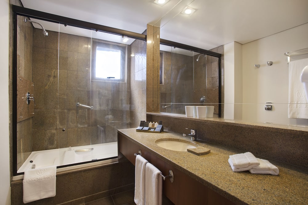 Executive Suite (Single) - Bathroom