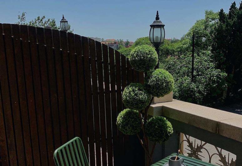 Qingdao The Castle Hotel , Qingdao, Deluxe Room, Garden View, Bilik Tamu