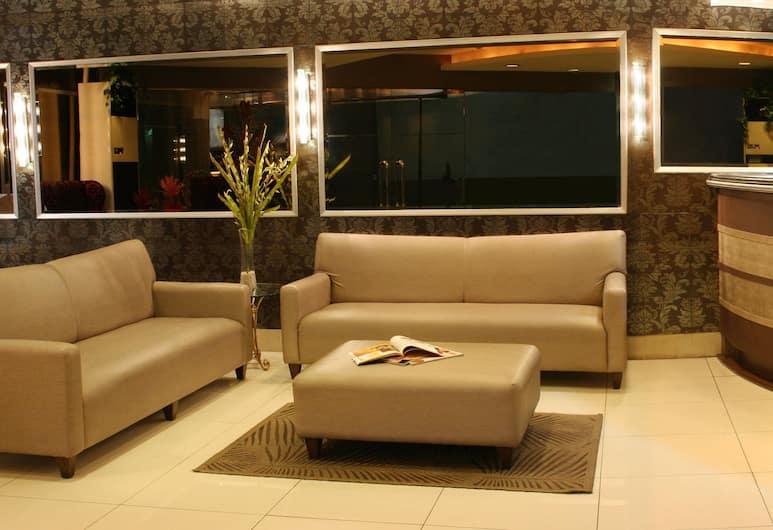 羅斯曼飯店, 馬尼拉, 櫃台