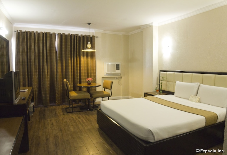 Rothman Hotel, Manila, Deluxe Room, 1 Double Bed - Newly Renovated, Guest Room