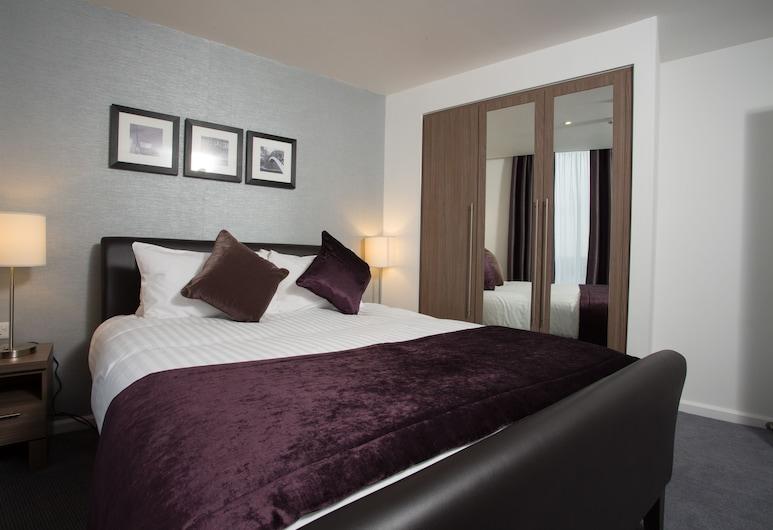 Staybridge Suites Birmingham, Birmingham, Suite, 1 Bedroom, Non Smoking, Kitchen (1 Queen Bed), Room