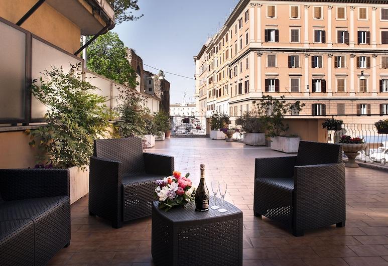 Le terrazze di San Giovanni, Rome, Terrace/Patio
