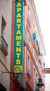 תמונה של Apartamentos Royal בLloret de Mar