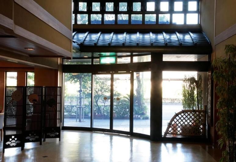 Izumiya Ryokan, Kyoto, Lobby