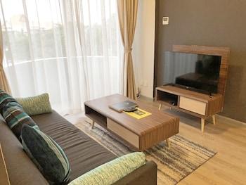 Langkawi bölgesindeki Seaview Apartment resmi