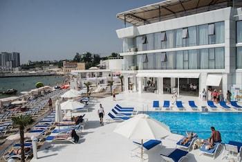 Foto van Portofino Hotel Beach Resort in Odessa