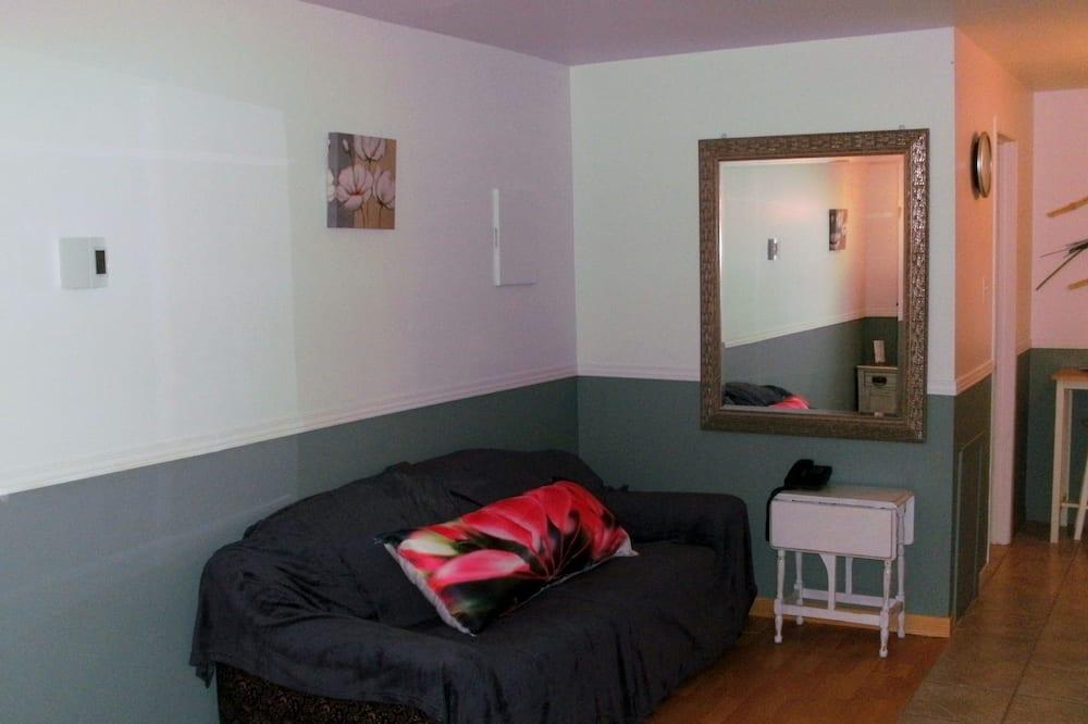 Standard szoba, 1 kétszemélyes ágy - Nappali