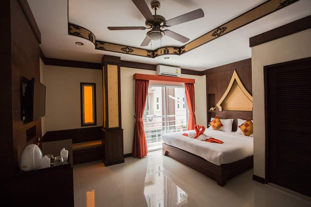 Superior Room, Balcony - Guest Room
