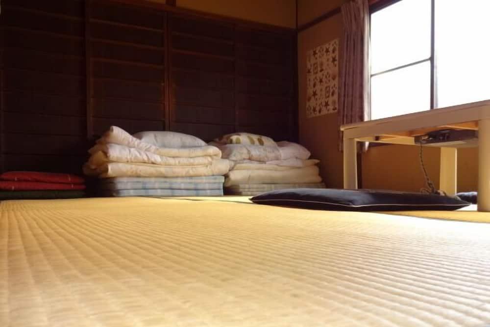 Traditional-Zimmer, Japanisches Futonbett - Zimmer