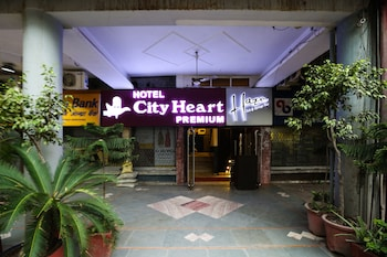 Fotografia do Hotel City Heart Premium em Chandigarh
