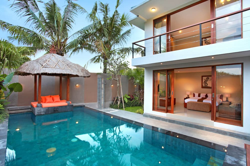 Villa, 1 Bedroom, Private Pool, Pool View - Guest Room View