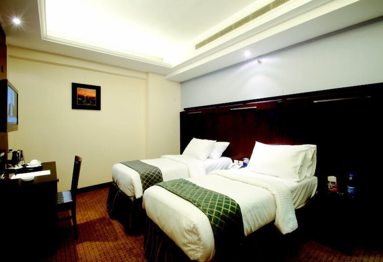 Awan Hotel, Mekah, Bilik Tamu