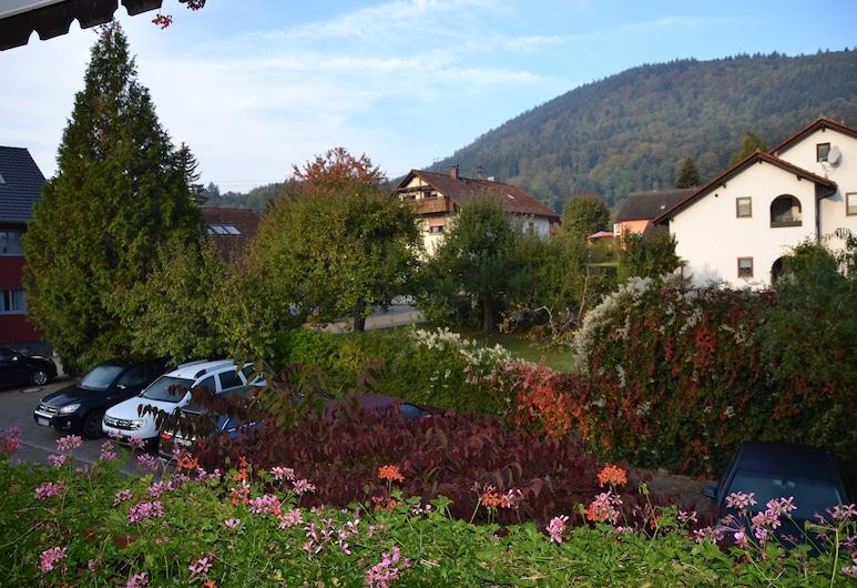 Gasthaus Auerhahn, Baden-Baden, Garten