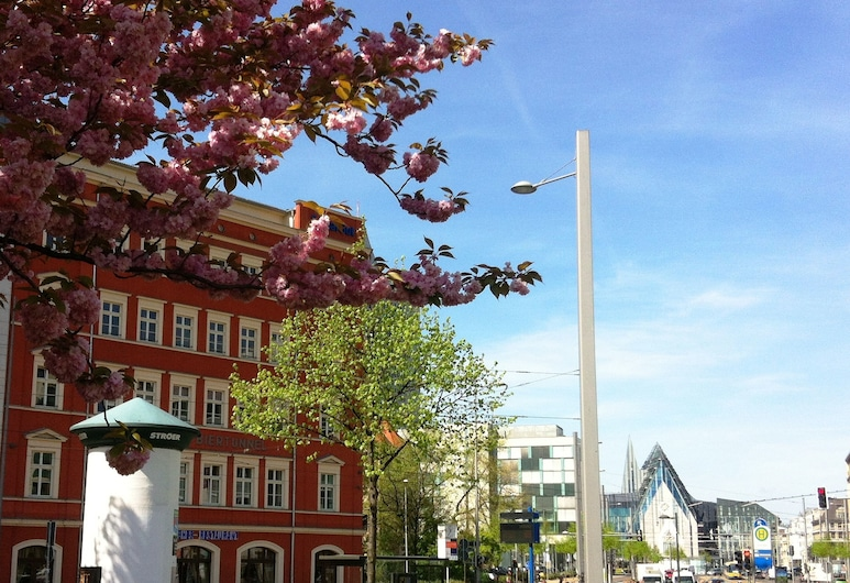 AppartementHotel SchlafGut Leipzig, Leipzig, Hotelfassade