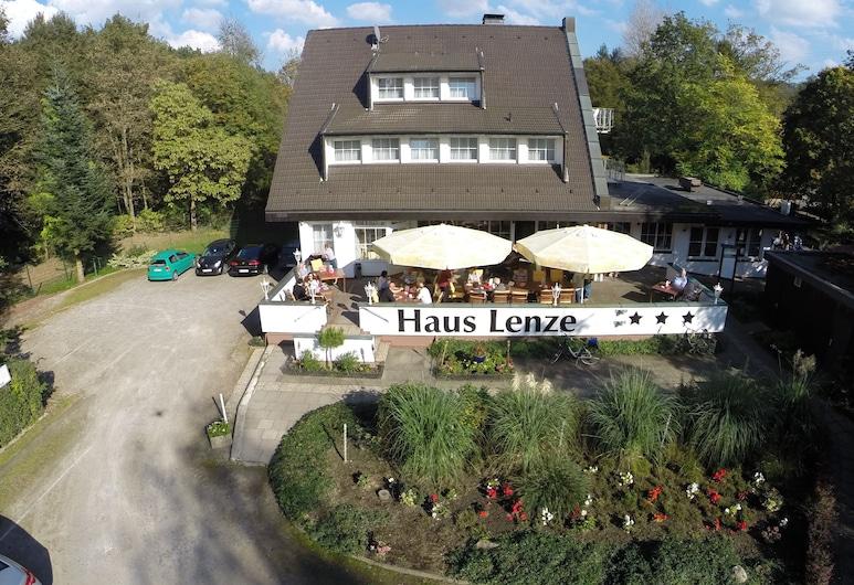 Hotel Haus Lenze, Menden, Bagian Depan Hotel