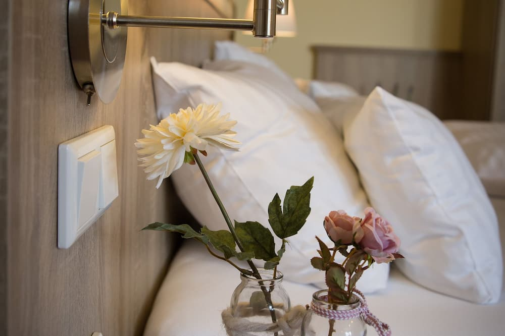 Двухместный номер «Комфорт» с 1 двуспальной кроватью, отдельная ванная комната - Номер