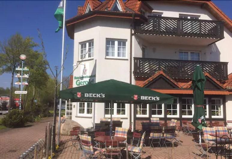 Hotel Restaurant Gerold, Paderborn, Outdoor Dining