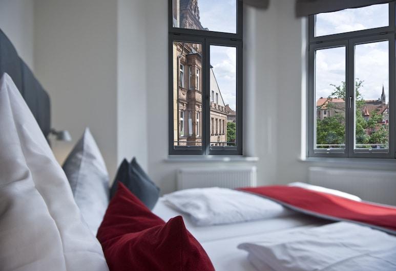 Gideon Designhotel, Nuremberg, Herbergi með tvíbreiðu rúmi, Herbergi
